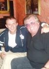 mit Weltmeister Jürgen Brähmer auf meiner Finca auf Mallorca