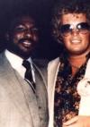 mit Weltklasse Schwergewichtler Ernie Shavers