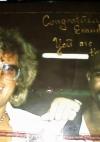 mit Weltmeister Evander Holyfield