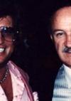 mit meinem Lieblings-Schauspieler Gene Hagman