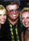 mit Michaela Schaffrath (Gina Wild) und Sonja  in Frankfurt