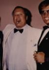 mit Hank Ruhling und Dennie Mancini (leider sind die Beiden schon verstorben)