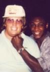 mit Weltmeister Harold Graham
