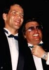 mit Weltmeister Henry Maske beim Sportler Ballin in der alten Oper in Frankfurt