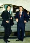 mit Henry Maske in Wuppertal