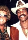 mit Ali-Bezwinger und Weltmeister Ken Norton in Las Vegas