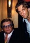 mit Schauspieler Mark Keller