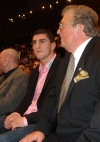 mit Weltmeister Marco Huck am Ring in Basel