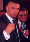 mit meinem Schützling dem Europameister Zeljko Mavrovic