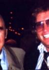 mit Max Schmeling am Ring in Las Vegas