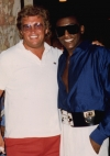 mit dem Weltranglisten-Boxer Michael- Olajde
