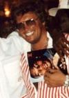 mit Mike Tyson in der Hitze von Las Vegas unterwegs