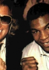 Mit Mike Tyson in Las Vegas