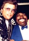 mit dem amerikanischen Sänger (When a men loves a women)Percy Sledge