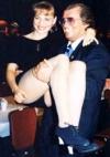 mit Weltmeisterin Regina Halmich