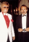 mit Wilfried Sauerland (vor 30 Jahren)