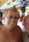 mit Star-Trainer Ulli Wegner auf meiner Finca